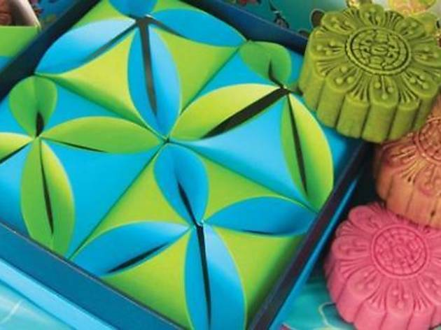 Mooncake Treasures at Hotel Equatorial Penang