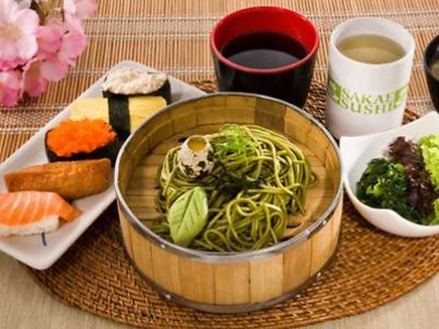 Sakae Sushi Value Lunch Sets