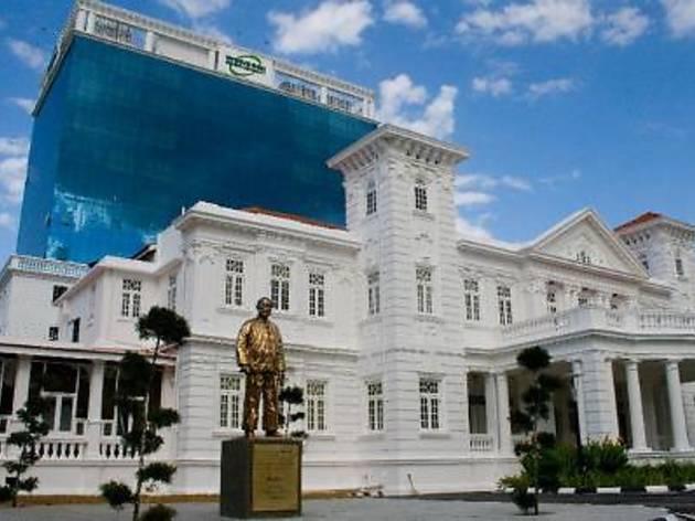 Penang Story Lectures by Sugata Bose