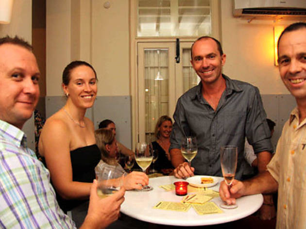 Wine Lovers Soiree at That Little Wine Bar
