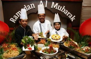 Ramadhan Promotion at Sunway Carnival Convention Centre