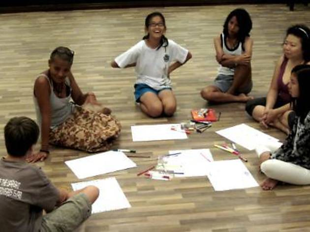 Creative Drama for Teens and Adults