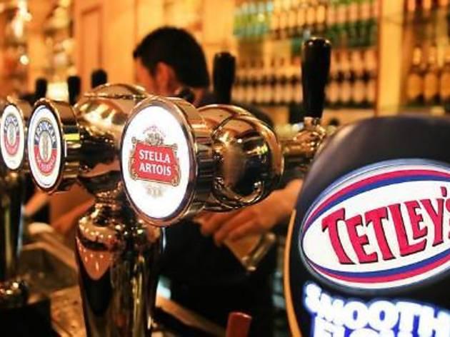 Berlin's Bier Houz promotion