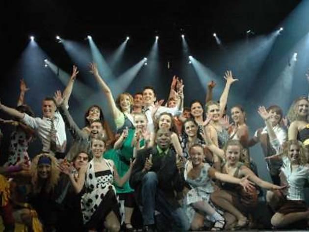 GTF 2012: YES Broadway Gala