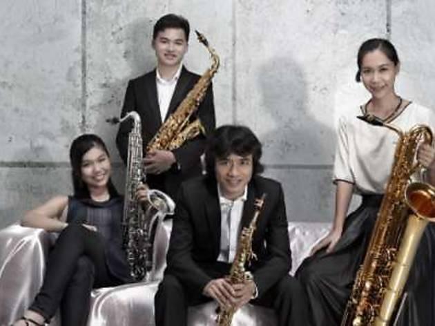 Birdian Saxophone Quartet