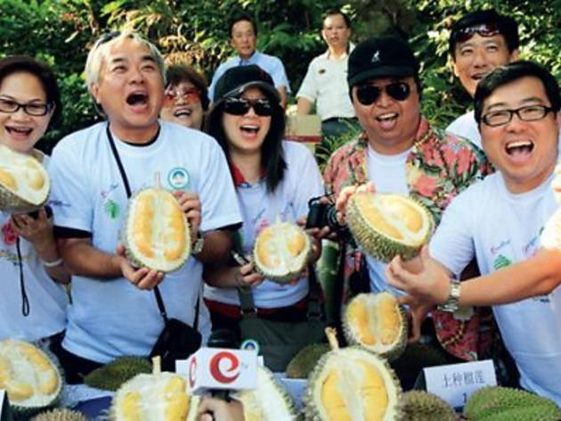 Penang Durian Festival