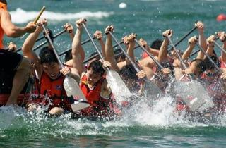 Penang Pesta Dragon Boat Race 2013