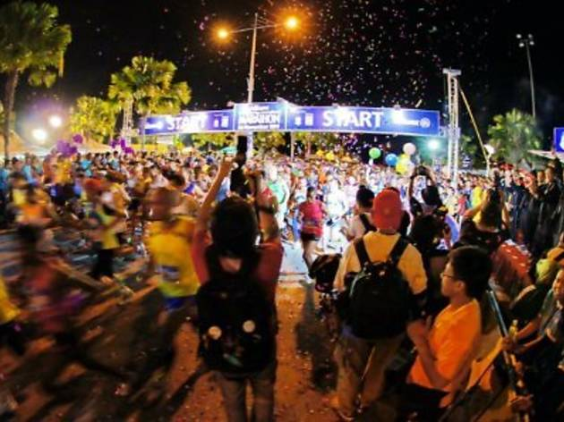 Register now: Penang Bridge International Marathon 2014