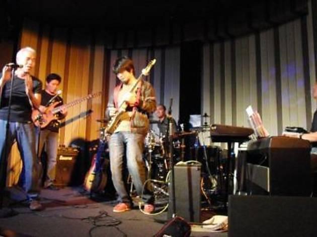 Ray Rozells & The Jazzhats