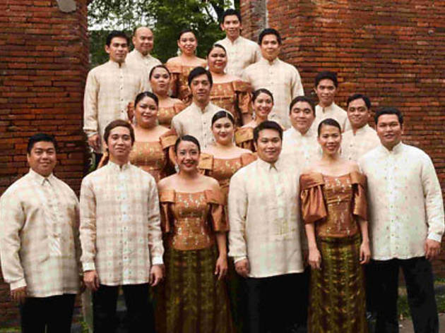 GTF 2012: The Philippine Madrigal Singers