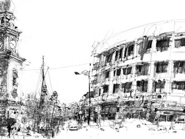 GTF 2012: Sketching Georgetown