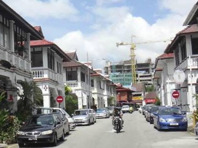 Lorong Bangkok