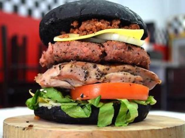 New York Burger Sungai Dua