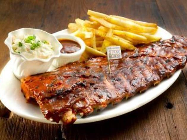 Morganfield's Queensbay Mall