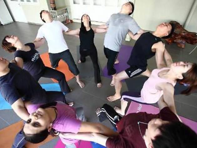 Nirmaya Yoga