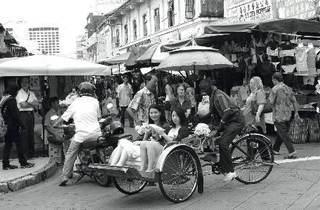 Jalan Kuala Kangsar market