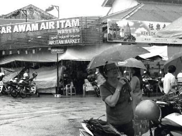 Air Itam Market