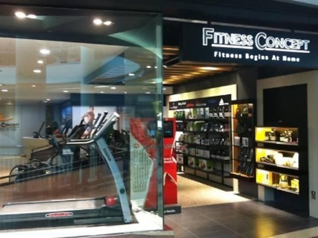 Fitness Concept Seberang Perai City