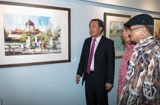 Khoo Kongsi Art Gallery