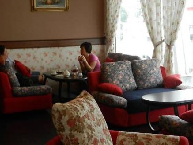 Winter Warmers Coffee & Tea House Sunway Carnival Mall