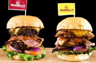Marshall's Burger Bay Avenue