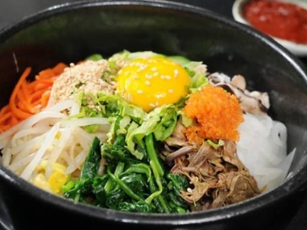 Korean Palace BBQ Restaurant Tanjung Tokong