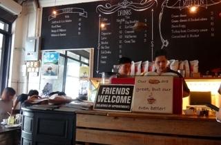 The Mugshot Cafe