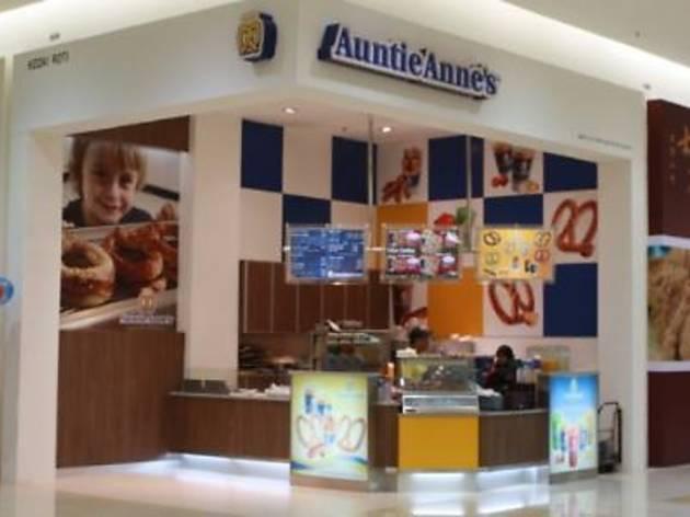 Auntie Anne's AEON Seberang Perai