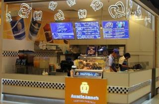 Auntie Anne's Queensbay Mall