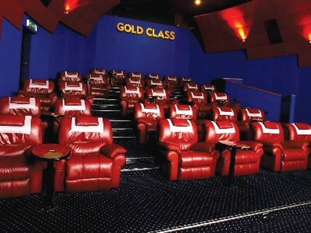 Golden Screen Cinemas Sunway Carnival