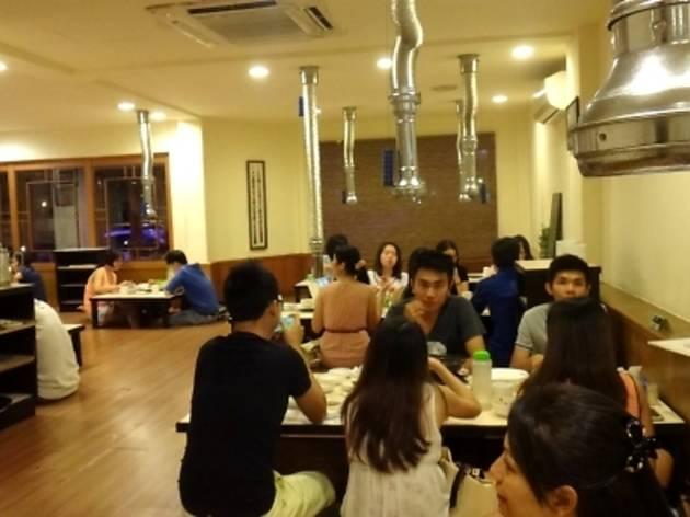 Daorae Korean BBQ Restaurant Tanjung Tokong
