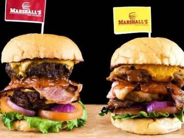 Marshall's Burger Jalan Burma