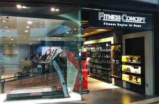 Fitness Concept Gurney Plaza