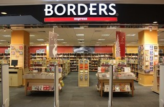 Borders Queensbay Mall