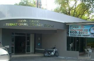 Nicol David International Squash Centre