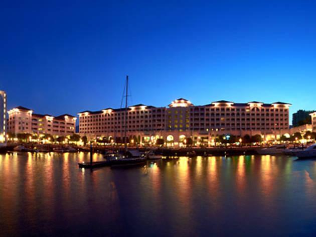 Straits Quay Convention Centre