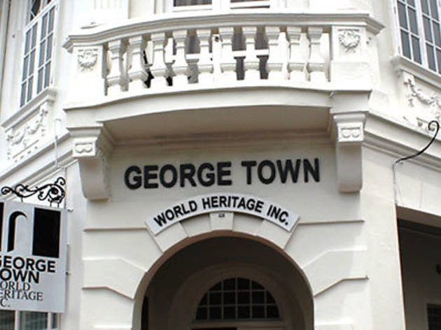 George Town World Heritage Inc