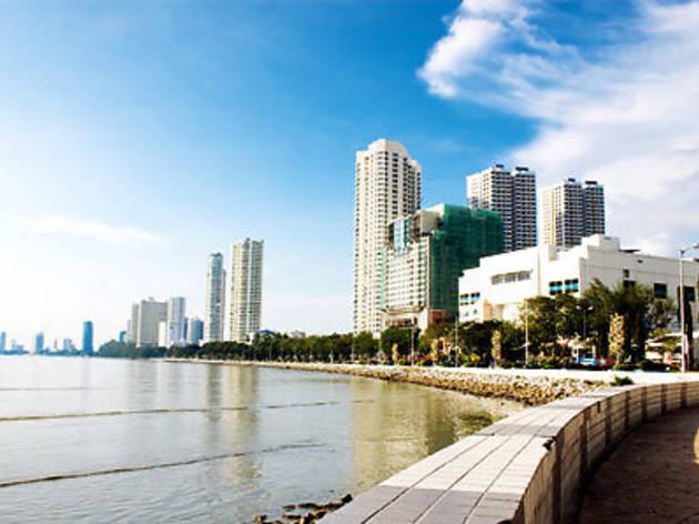 جورنى درايف الماكن السياحية في بينانج