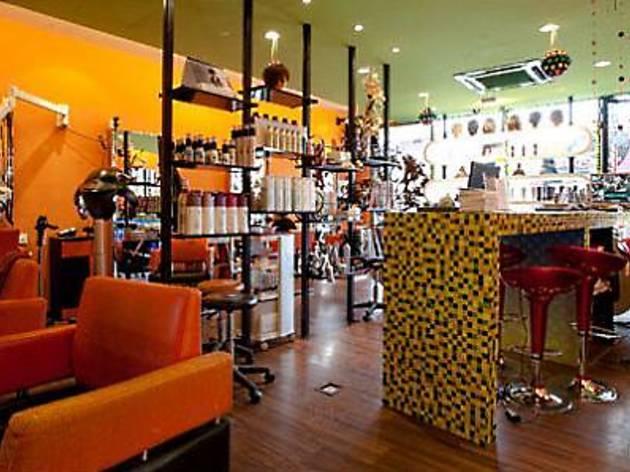 Baptain Hair Salon and Academy Jalan Burma
