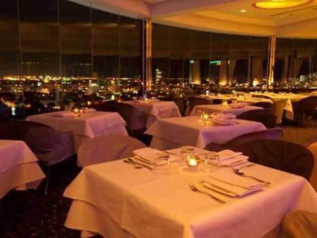 Three Sixty Revolving Restaurant and Sky Bar