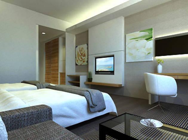Ixora Hotel