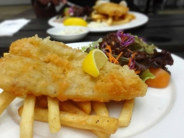 Blue Reef Fish & Chips
