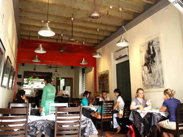 55 Café & Restaurant