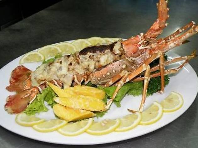 Pang Hainan Seafood