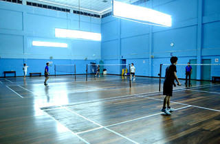 YMCA Penang Hotel Badminton Court