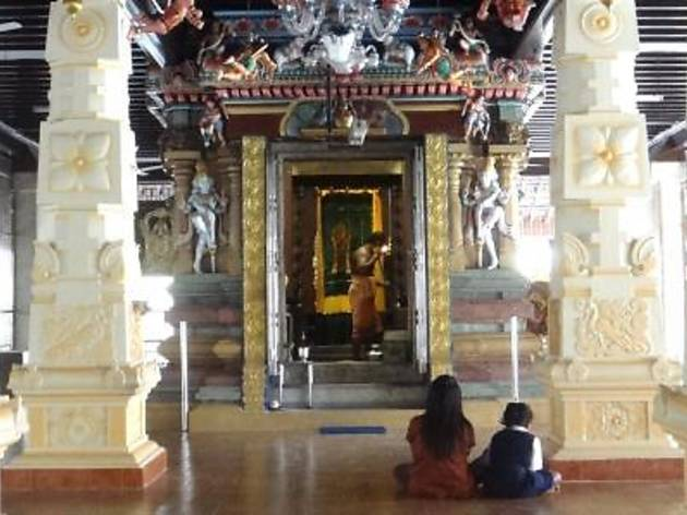 Nattukkottai Chettiar Temple