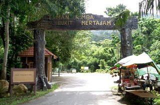 Bukit Mertajam Recreational Forest Park