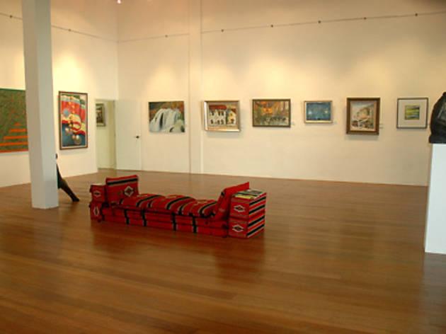 Galeri Seni Mutiara Lebuh Armenian
