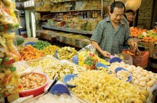 Chowrasta Bazaar