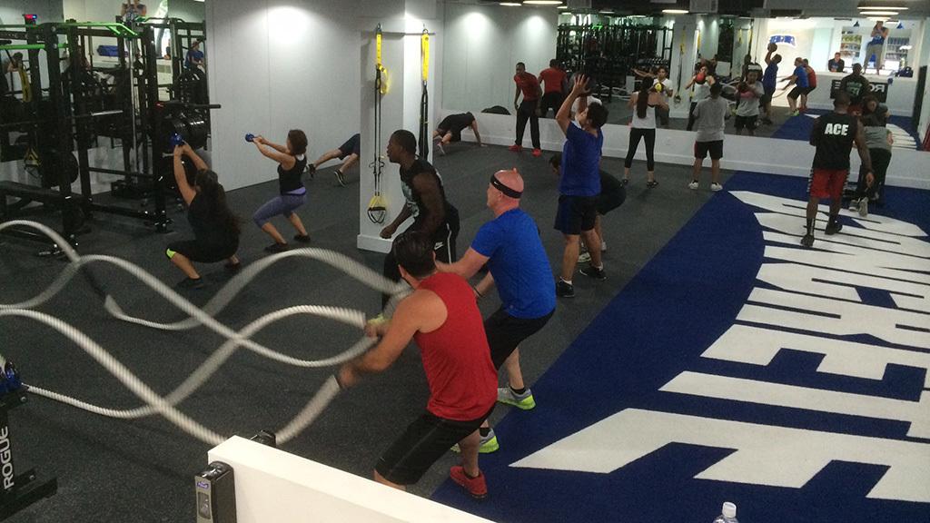 Concrete Fitness